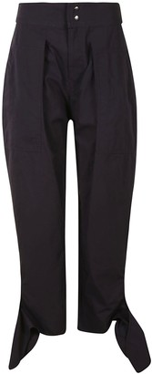Isabel Marant High Waist Wide Trousers