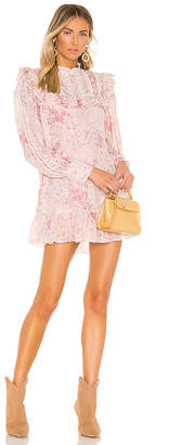 LoveShackFancy Saffron Dress