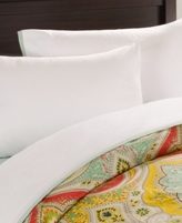 Echo Jaipur Bedding Collection, 300 Thread Count 100% Cotton