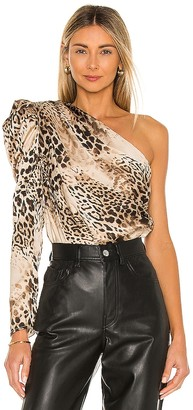Bronx and Banco Cheetah Bodysuit