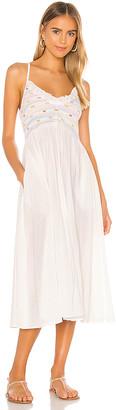 LoveShackFancy Canyon Dress
