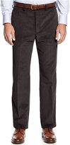 Lauren Ralph Lauren Classic-Fit Flat-Front Corduroy Pants