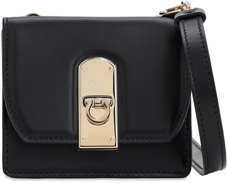 Salvatore Ferragamo MINI LEATHER WALLET BAG