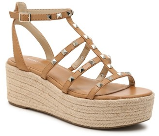Marc Fisher Jansen Espadrille Wedge Sandal