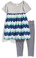 Nordstrom Infant Girl's Short Sleeve Dress