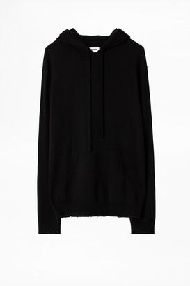 Zadig & Voltaire Neon Cashmere Sweater
