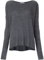 Kaufman Franco Kaufmanfranco boat neck jumper