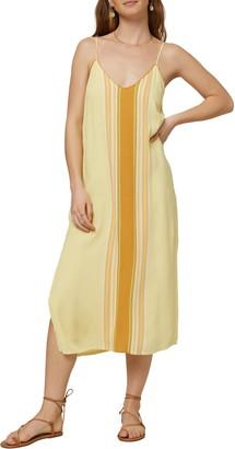 O'Neill Avana Stripe Woven Sundress