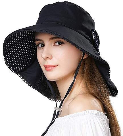 b94438082a4 Sun Hat With Chin Strap - ShopStyle