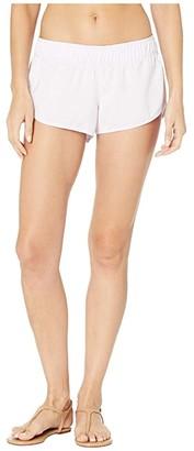 Hurley Supersuede Beachrider (Bareley Grape) Women's Shorts