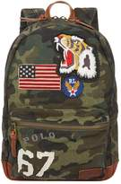 Polo Ralph Lauren Military Camouflage Backpack