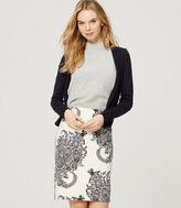 LOFT Tall Ivy Pencil Skirt