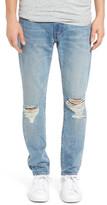 Levi's Levi&s &505(TM) C& Straight Leg Jeans (Dark Blue)