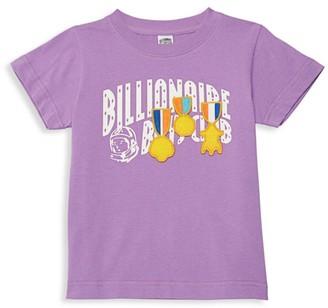 Billionaire Boys Club Little Boy's & Boy's Galactic Scout Logo Medal Tee