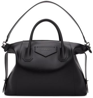 Givenchy Black Medium Soft Antigona Bag