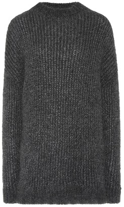 Saint Laurent Mohair and wool sweater