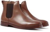 Polo Ralph Lauren Dillian Polo Tan Chelsea Boots