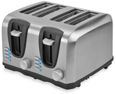 Kalorik 4-Slice Toaster in Stainless Steel