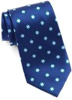 Nordstrom Men's Duchess Satin Print Silk Tie