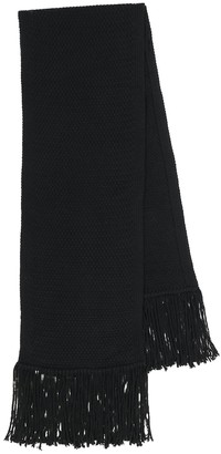 Burberry Exclusive to Mytheresa Future Archive wool and cashmere scarf