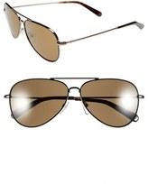 Bobbi Brown 'The Dakota' 59mm Aviator Sunglasses