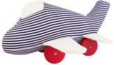 Trousselier Large Striped Aeroplanewith wheels