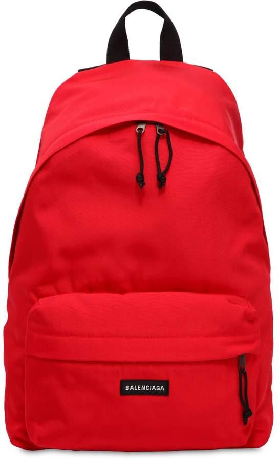 Balenciaga Nylon Backpack