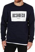 DC Squareside Crew Sweatshirt