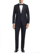 Lanvin Cotton Peak Lapel Suit