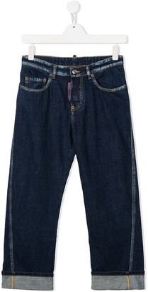 DSQUARED2 TEEN skinny denim jeans