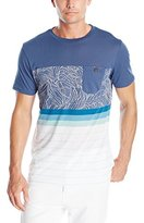 Billabong Men's Spinner Short Sleeve Knit Crew Shirt