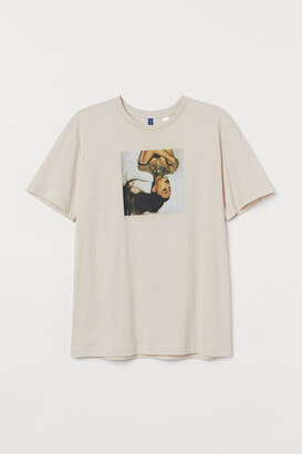 H&M Printed Graphic T-shirt