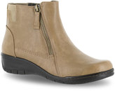 Easy Street Shoes Beam Women's Wedge Ankle Boots