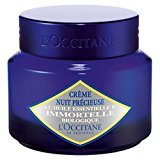 L'Occitane Immortelle Precious Night Cream, 1.7 Oz