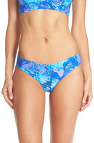 Commando Active Print Sport Thong