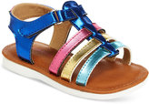 Hanna Andersson Dani-H Sandals, Toddler Girls (4.5-10.5)