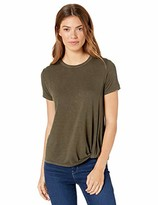 Velvet by Graham & Spencer Women's ALEC Linen Knit Shirt