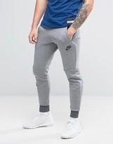 Nike Slim Joggers In Grey 805158-091