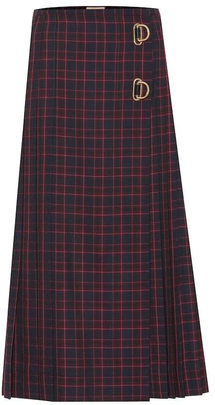c83c7b73a7 Burberry Mid Length Skirts - ShopStyle