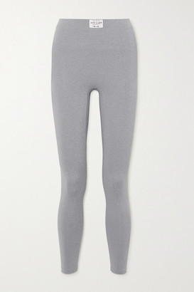 Adam Selman Sport Stretch Leggings - Gray