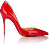 Christian Louboutin Women's Iriza Half D'Orsay Pumps-Red