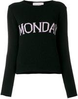 Alberta Ferretti Monday jumper - women - Cashmere/Wool - 38
