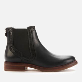Barbour Women's Florence Chelsea Boots - Black