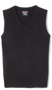 French Toast Husky Boys V-Neck Sweater Vest