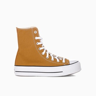 Converse Chuck Taylor High Top Platform Sneakers