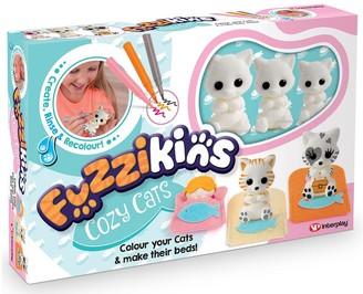 Fuzzikins Cozy Cats & Bedtime Bunnies TWIN Pack