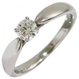Tiffany & Co. Silver Platinum Rings