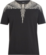 Marcelo Burlon County of Milan Jen cotton-jersey T-shirt