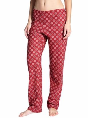 Calida Women's Favourites Holidays Pajama Bottom