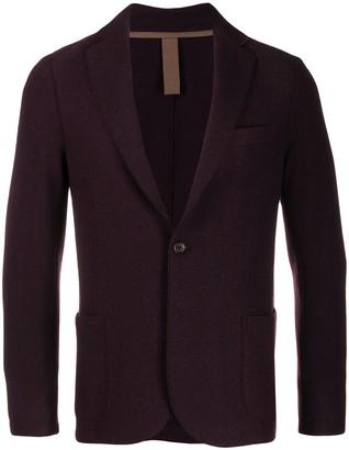 Eleventy Textured Blazer Jacket